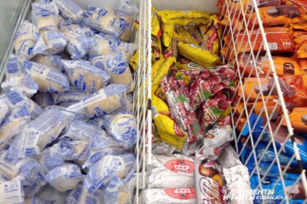 ТОП-10 самых дешевых продуктов. 1-е место: мороженое в стаканчиках всего за 5 рублей.