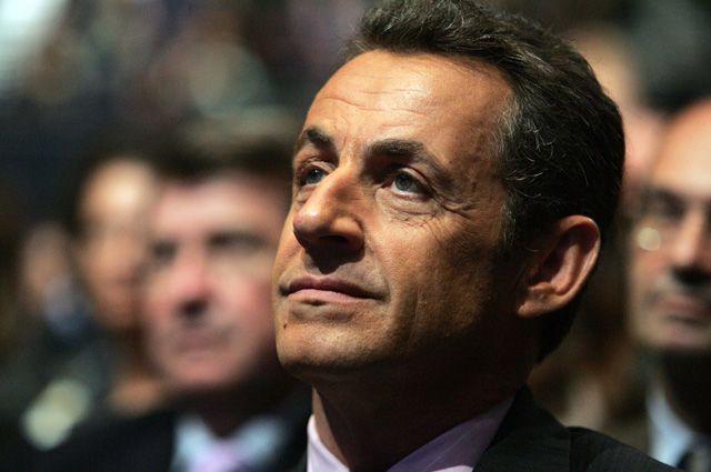 Николя Саркози.