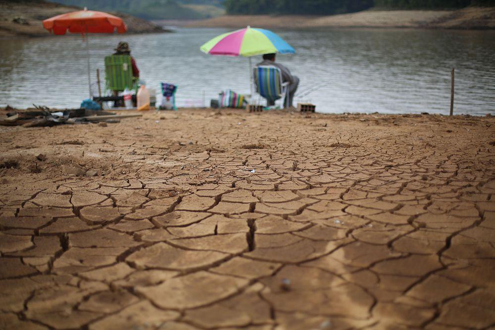 Секретарь по окружающей среде Бразилии Андре Коррея признал, что государство переживает «худший водный кризис в своей истории».