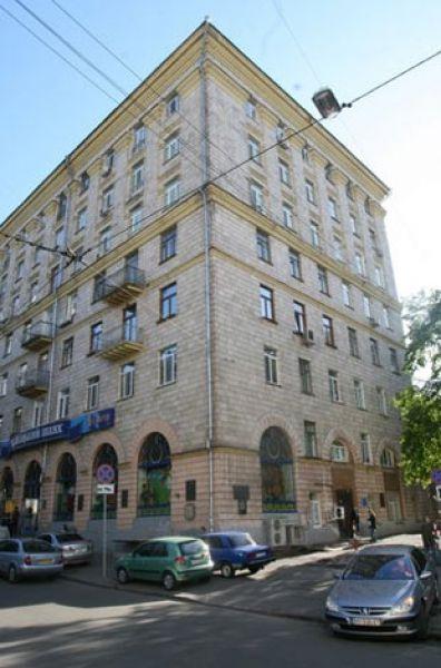 Дом в котором живет Александр Турчинов