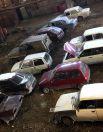 В день на предприятии утилизируют до 40 машин.