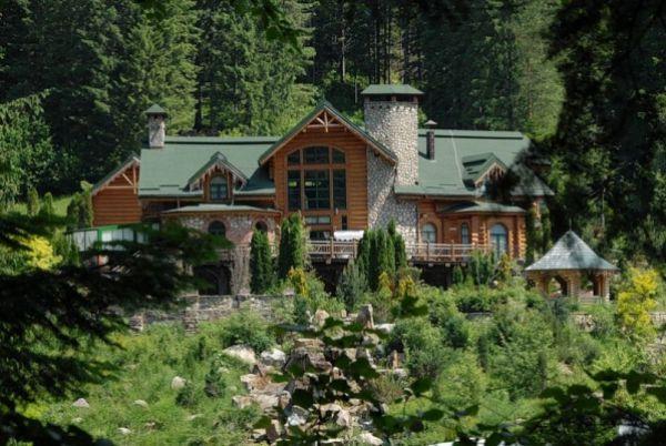 Дом Виктора Ющенко