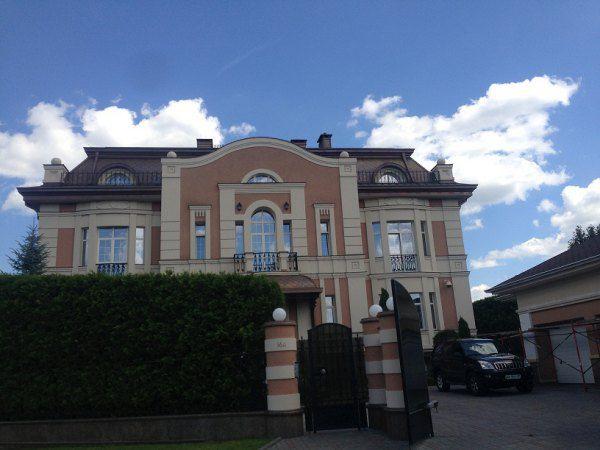 Дом Сергея Левочкина