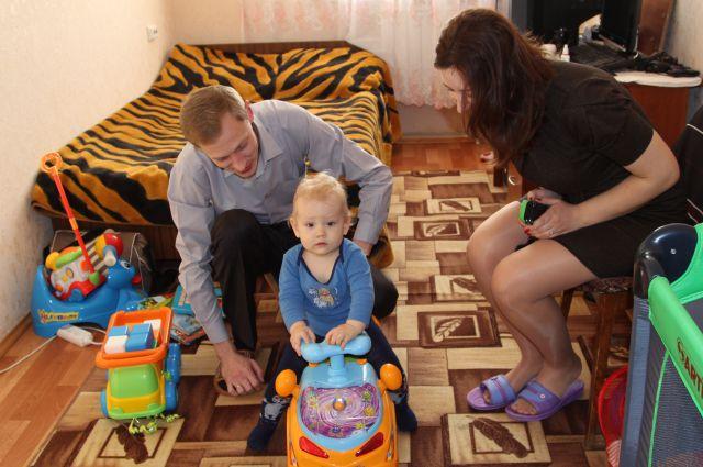 Семья Кононенко приехали на Дон из Украины