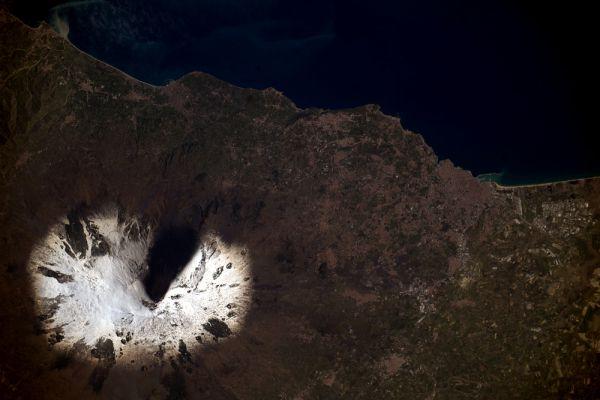 Вулкан Этна.