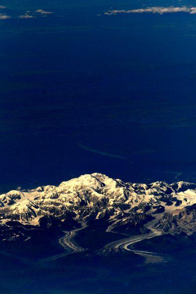 Гора Мак-Кинли.