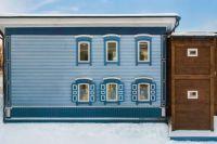 Отреставрированный дом второй половины XIX века.