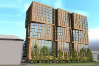 Будущие жильцы считают, что проект будущей высотки смотрится странно.