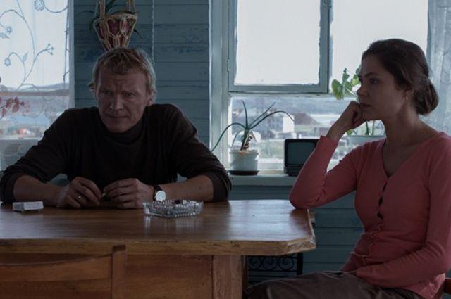 Кадр из фильма «Левиафан».