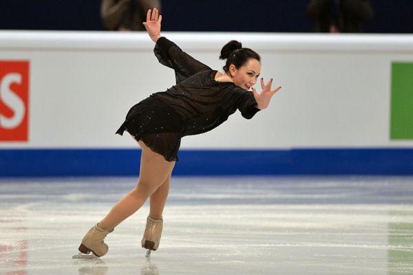 Елизавета Туктамышева – вторая после короткой программы.