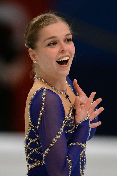 Словенка Николь Райичова – восьмая в короткой программе.