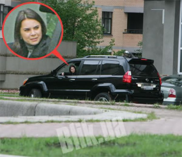 Автомобиль Лилии Подкопаевой