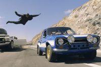 Кадр из фильма «Форсаж 6», 2013.