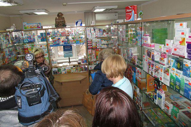 Рейды по аптекам Калининграда будут проходить регулярно.