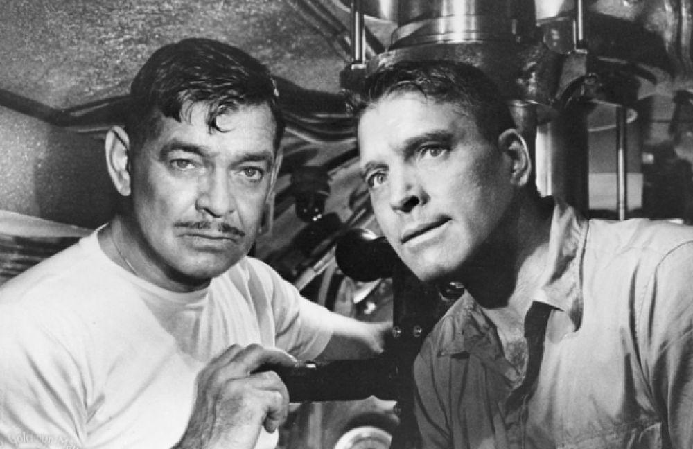После войны Гейбл вернулся в кинематограф: он появляется в фильмах «Возвращение домой» (1948), «Могамбо» (1953), «Преданные» (1953), «Идти тихо, идти глубоко» (1958).