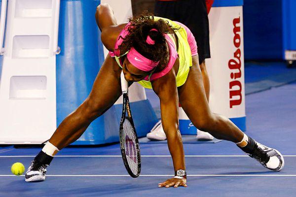 «Мария по-настоящему прессинговала меня, - подчеркнула Уильямс. - Шарапова провела грандиозный матч. Что касается меня, то никогда не могла себе даже представить, что мне удастся выиграть 19 турниров