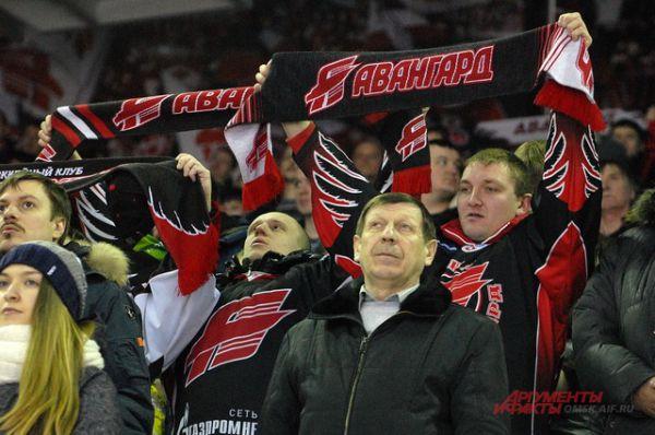 «Авангард» проиграл «Северстали» в домашнем матче.