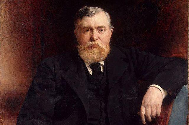 Вячеслав Николаевич Тенишев.