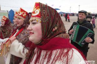 Через три недели Архангельск традиционно встретит Масленицу