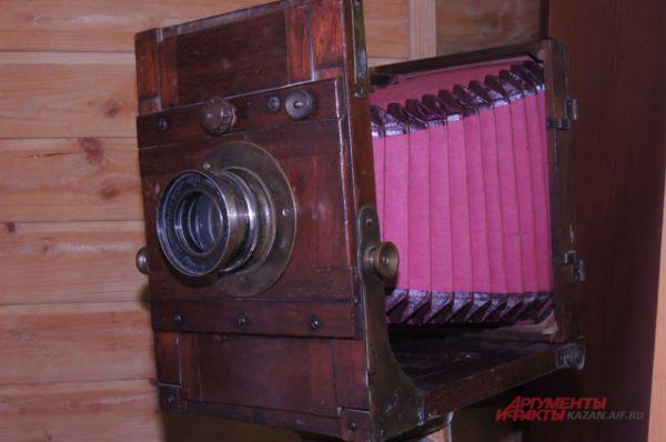 Фотоаппарат-«гармошка».