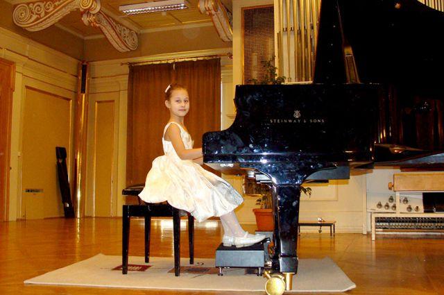 Анна Лукив стала лучшей в своей возрастной категории.