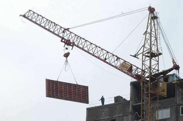 Новый микрорайон доступного жилья построят в Омске.