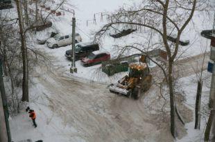 В Архангельске придворовые парковки, возможно, будут платными