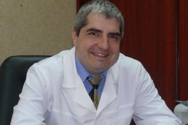 Юрий Скалин  работает на разных руководящих позициях в калининградской медицине с 2001 года.