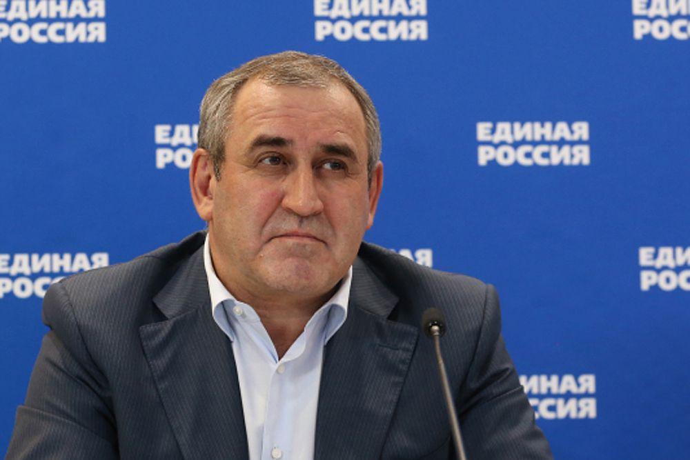 Секретарь генсовета ЕР Сергей Неверов (7-е место).