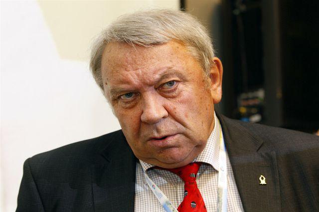 Владимир Фортов.