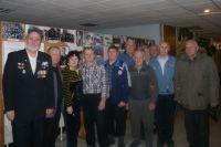 Участники уроков мужества в Иркутске.