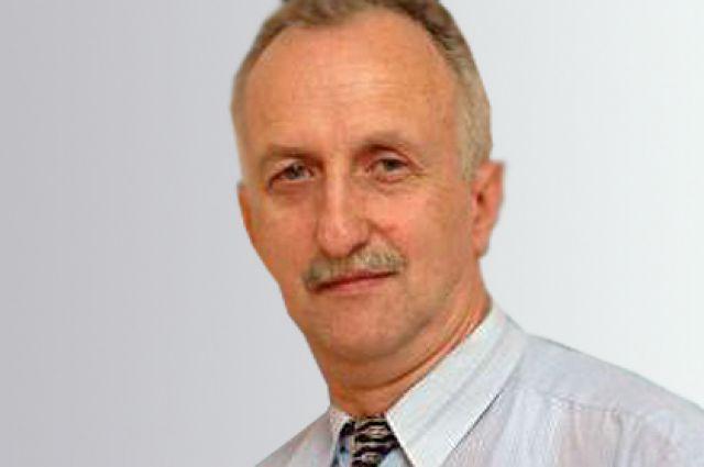 Константин Згуровский.