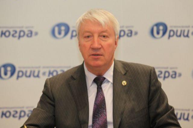 Александр Сидоров, омбудсмен Югры.