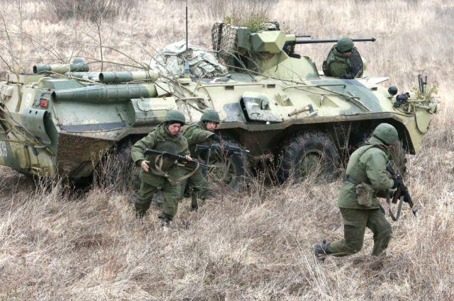 Следующим этапом обучения личного состава береговых войск Балтийского флот станет выполнение учебно-боевых упражнений в составе взводов.