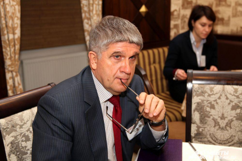 Сергей Осутин (Группа Прайм)