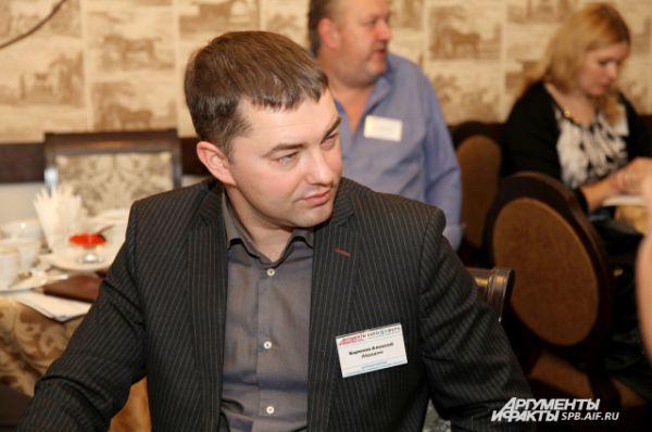 Алексей Баринов (Айдадом)