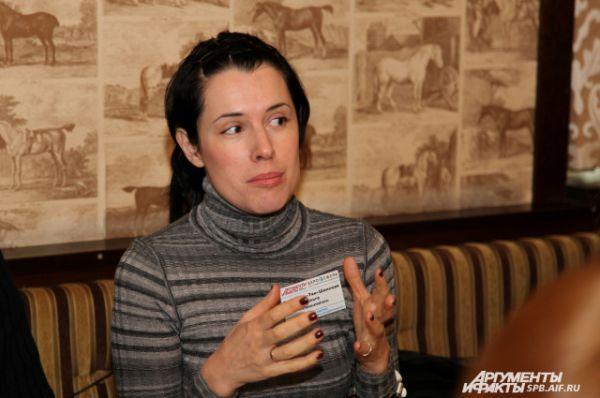 Ольга Семёнова-Тян-Шанская (Лемминкяйнен)