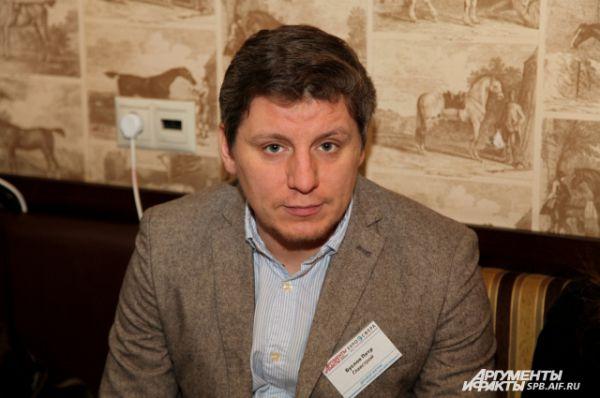 Пётр Буслов (Главстрой СПб)