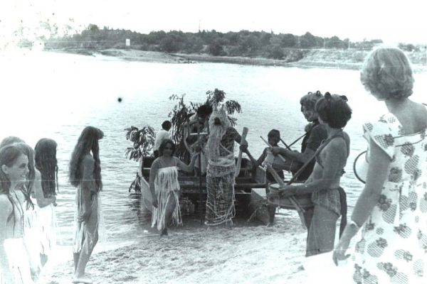 День Нептуна в Припяти.