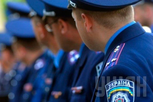Милиция в Украине