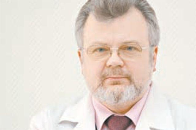 Михаил Анциферов.