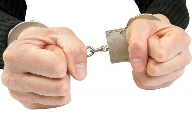 Подозреваемый был задержан полицией