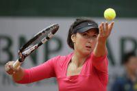 Одна из украинских теннисисток