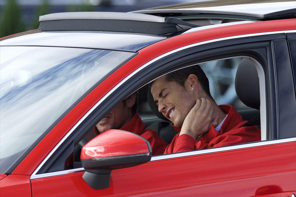 Роналду коллекционирует автомобили. Первую машину он приобрел в 2004 году. Сейчас в коллекции звезды около 20 автомобилей.