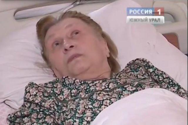 Галина Батыгина.