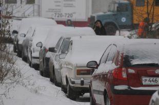 Несколько иномарок с перебитыми номерами выявили в Архангельске