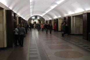 В Москве закрывается на ремонт станция метро «Бауманская»