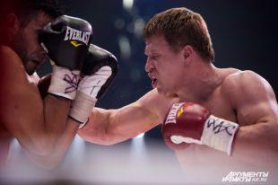 Поветкин занял первую строчку в обновленном рейтинге WBC