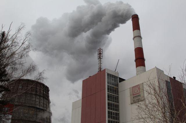 Ростовская ТЭЦ-2 обеспечивает теплом треть ростовчан.