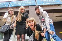 Студенты в Приморье - самая активная часть общества.